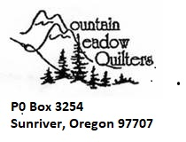 Mountain Meadow Quilters